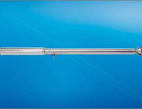 Hochdrucklanze HL-A mit Luftdruckmotor
