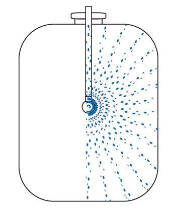 Spritzmuster-TM-Reihe-N