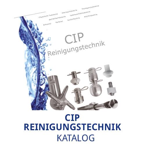 CIP Reinigung Katalog