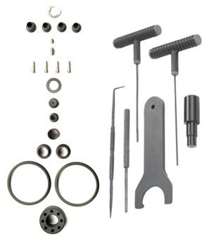 GEA Breconcherry Twister Wartungspakete und Werkzeug